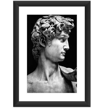 Quadro David Escultura Art Obras Famosas
