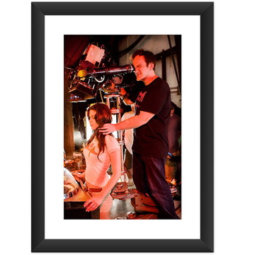 Quadro Filme Tarantino Diretores Cinema