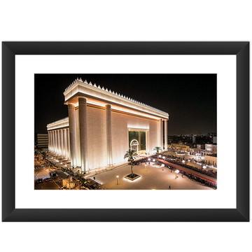 Quadro Templo De Salomao Cidades Famosas