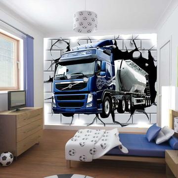 Painel adesivo Caminhão