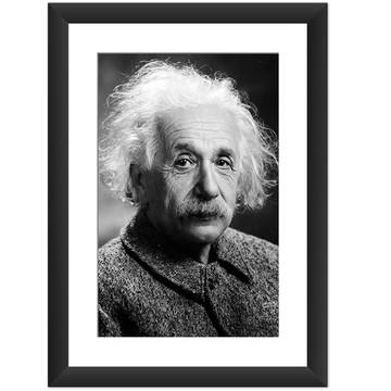 Quadro Albert Einstein Decoracao Física Ciencia Cult