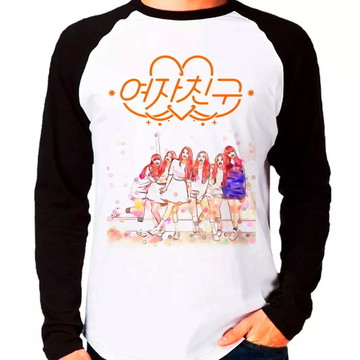 Camiseta Gfriend Girlfriend M. Longa