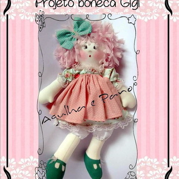 Apostila boneca Gigi