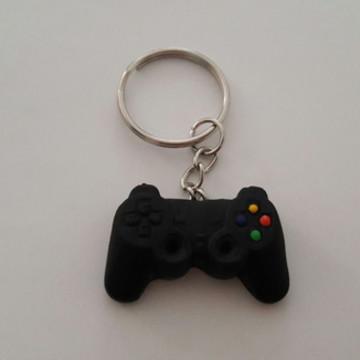 Chaveiro controle vídeo game