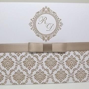 Convite de Casamento - CS.0101