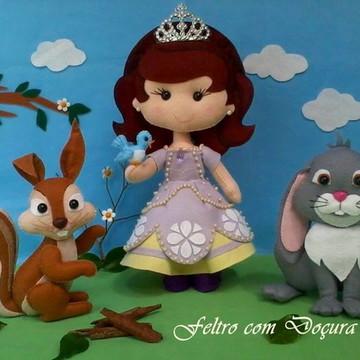 Kit Princesa Sophia