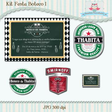 Kit Festa Boteco I