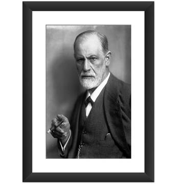 Quadro Freud Psicologia Decoracao Cult