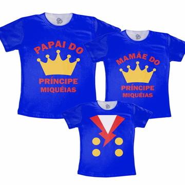 Kit Família Pequeno Príncipe