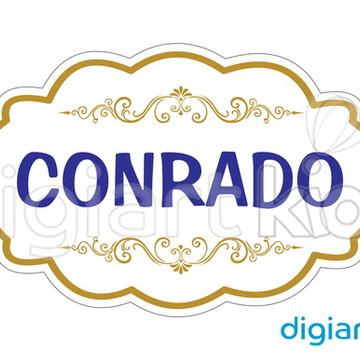 Placa Painel para Decoração Festa Soldadinho de Chumbo