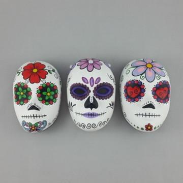 Trio Máscaras Parede Cav Mex P CÓD. 1072