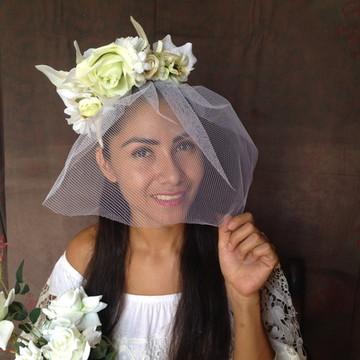 Noiva Bianca com Véu