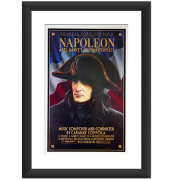 Quadro Filme Napoleão Cinema Arte Cult