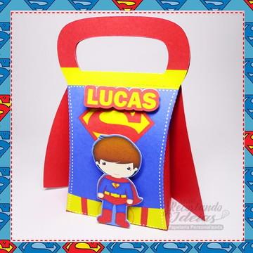 Caixa com Alça Superman