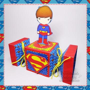 Caixa Bala Superman