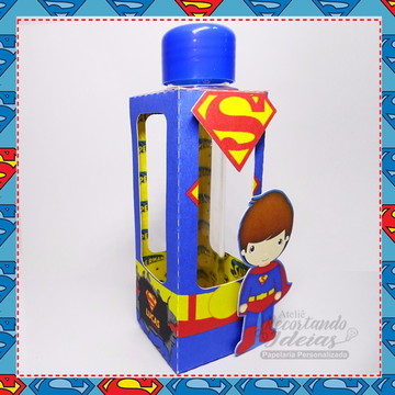 Porta Tubete Superman