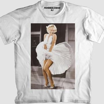 Camisa MARILYN MONROE 002