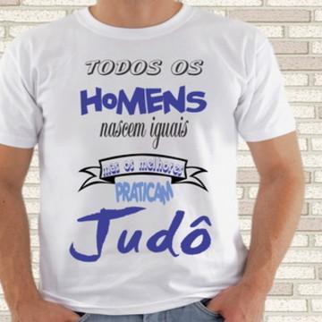 camiseta Judô artes marciais