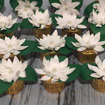 Flores de Chocolate Alpino