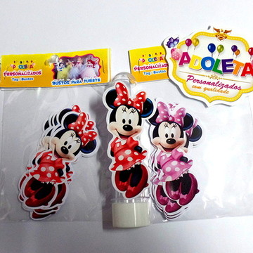 Tag 3D Minnie