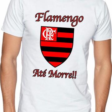 Camiseta Time do Coração Flamengo