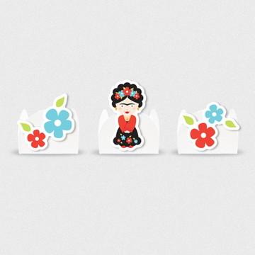 Forminhas Frida Kahlo