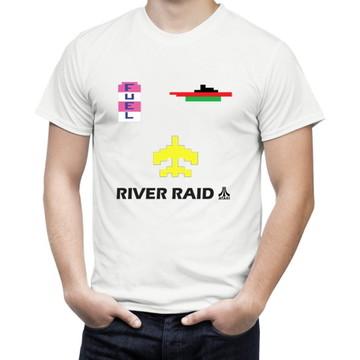 Camiseta Atari River Raid