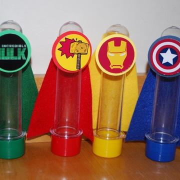 Kit Personalizado Vingadores