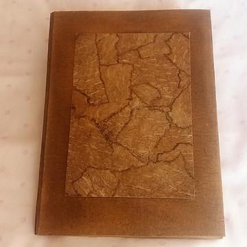 Caderno sketchbook