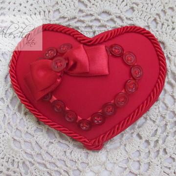 Casquete coração