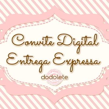 Entrega Expressa Convite Digital