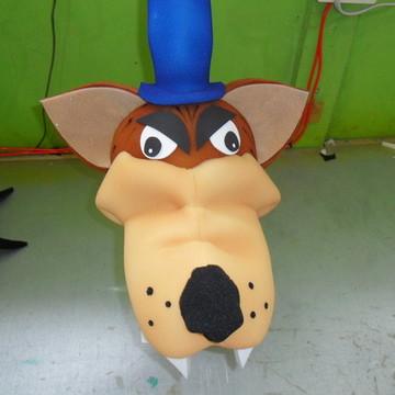 Chapéu de Lobo Mau