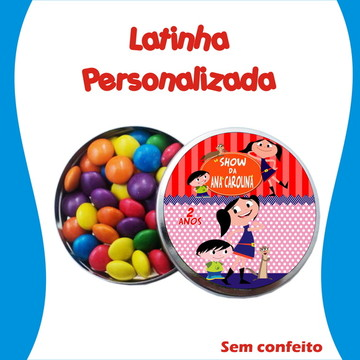 Latinha Show Da Luna