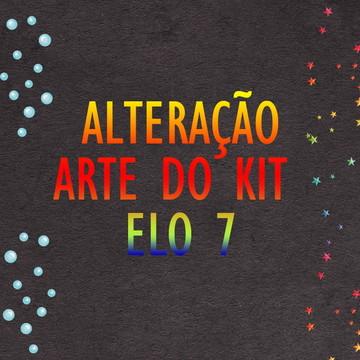ALTERAÇÃO KIT LOJA ELO7