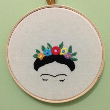 Quadrinho-bastidor Tiara da Frida