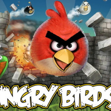 Painel AngryBirds 1x0,65M