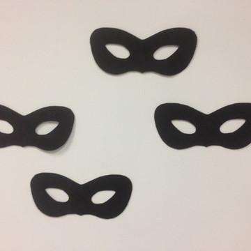 Máscara Cat Noir em EVA liso