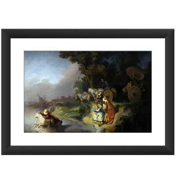 Quadro Rembrandt Obras Arte Famosas Cult