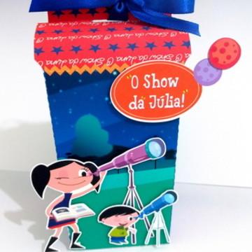 Caixa Milk show luna