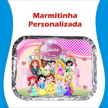 Marmitinha Princesas Disney Cute