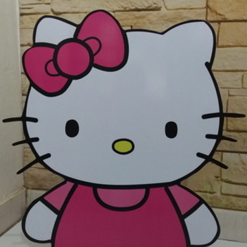 Display de chão Hello Kitty