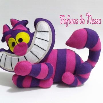 Gato Sorridente - Alice