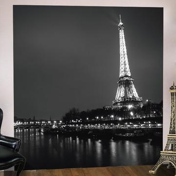 PAINEL DE FESTA TEMA PARIS