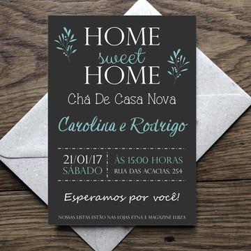 Arte Convite Open House / Casa Nova 0008