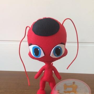 Tikki - kuami da Ladybug