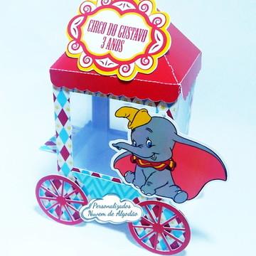 Carrinho de pipoca - Dumbo Circo