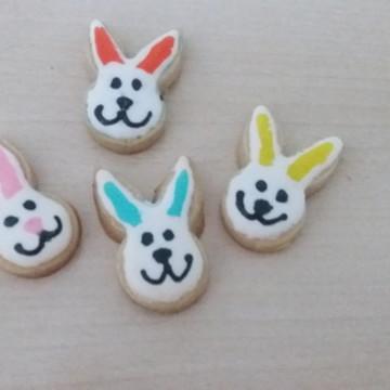 Biscoito decorado coehinhos (mini)
