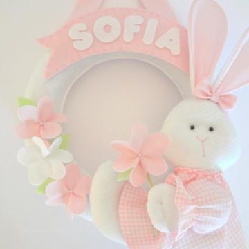Guirlanda Coelha Baby
