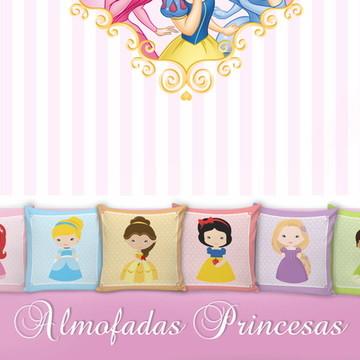 Almofadas Princesinhas Baby 6 uni