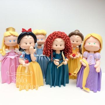 Kit Decoração Princesas - Locação